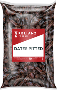 Picture of Relianz Pitted Dates Pack 1kg