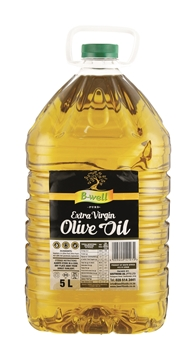 Picture of B-Well Extra Virgin Olive Oil Bottle 5l