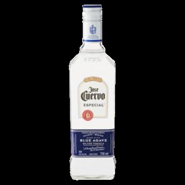 Picture of Jose Cuervo Silver Tequela Bottle 750ml