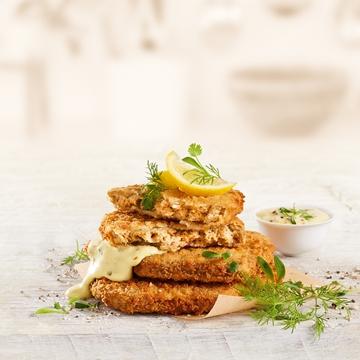 Picture of Frys Frozen Vegetarian Schnitzels 40 x 80g