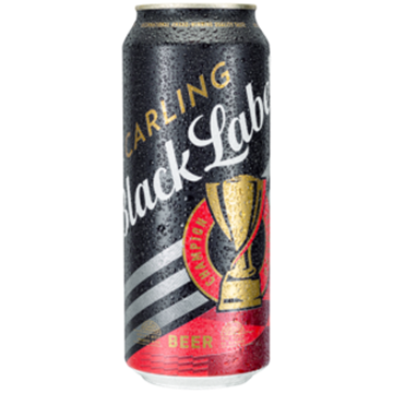 Picture of BEER CARLING BLACK LABEL 500ML CAN